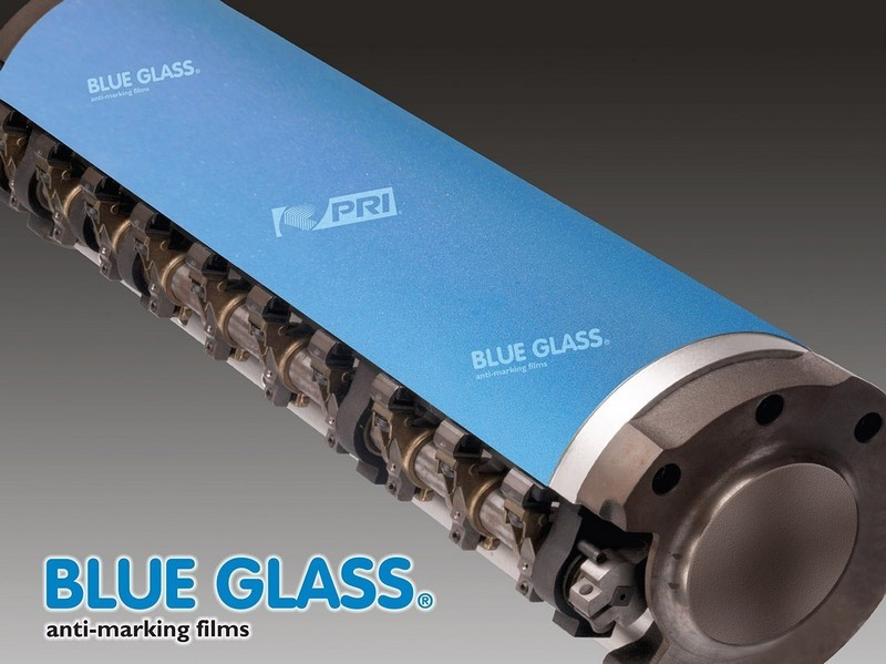 Blue Glass Anti-Marking Jacket - Transfer Cylinder