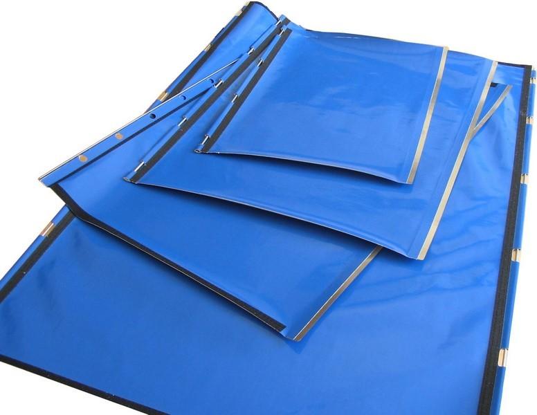 SM74 Super Blue Base Covers - Transfer Cylinder