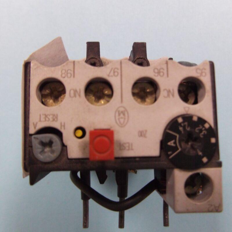 Klockner Moeller Z00-4 Motor Overload Relay
