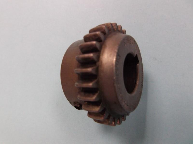 Damper Shaft Gear/ Clutch Halt
