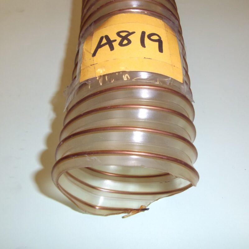 High Temperature Spiral Hose 84mm I/D