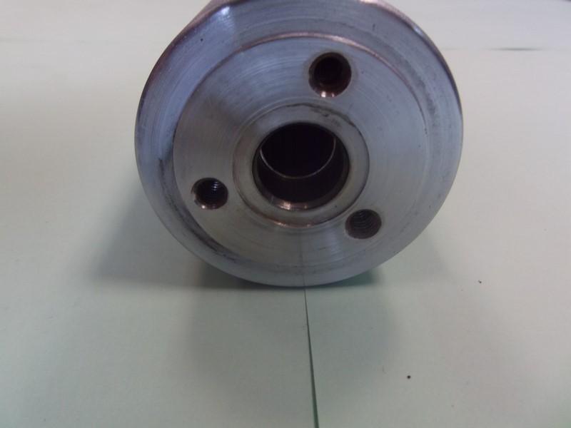 Heidelberg GTO 46 Dampening Roller Matt Chrome Steel
