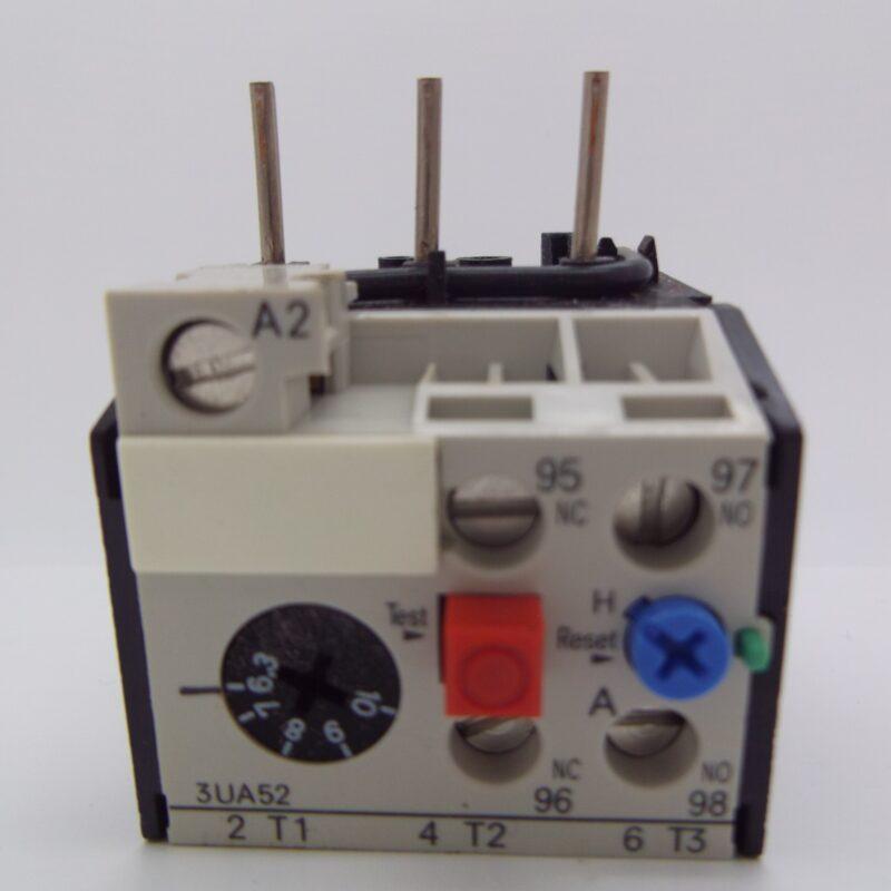 Motor Starter Overload Relay 12.5-20A Siemens 3UA52-001J