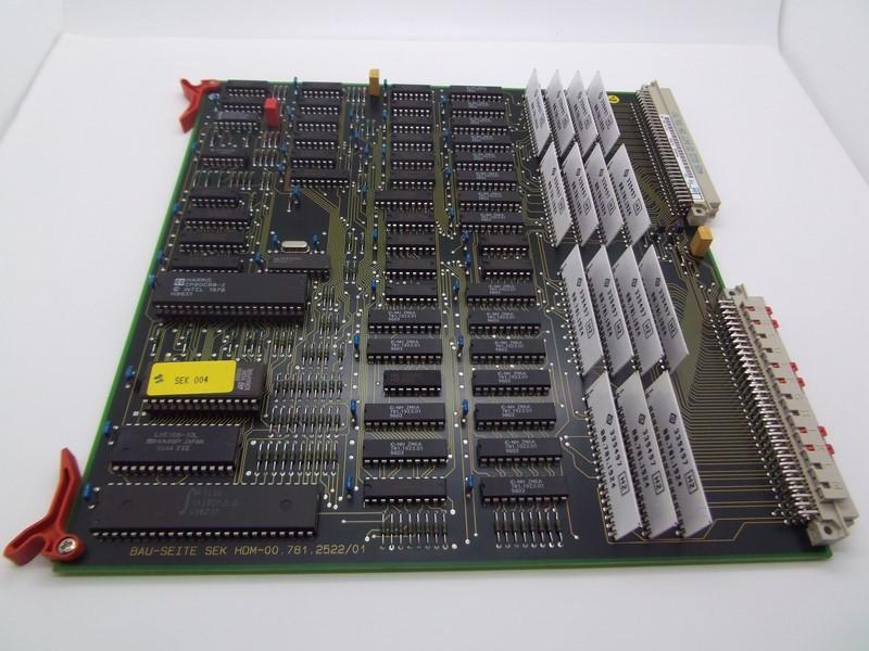 SEK 004 Printed Circuit Board