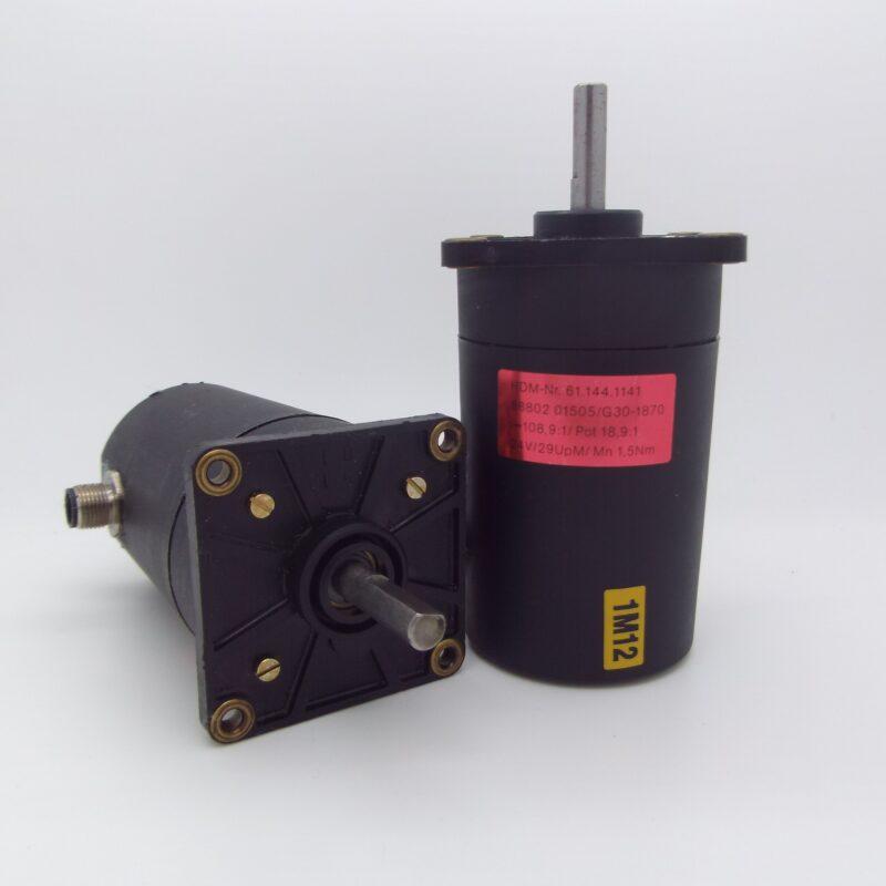 Servo Drive Motor (Used) Red Label