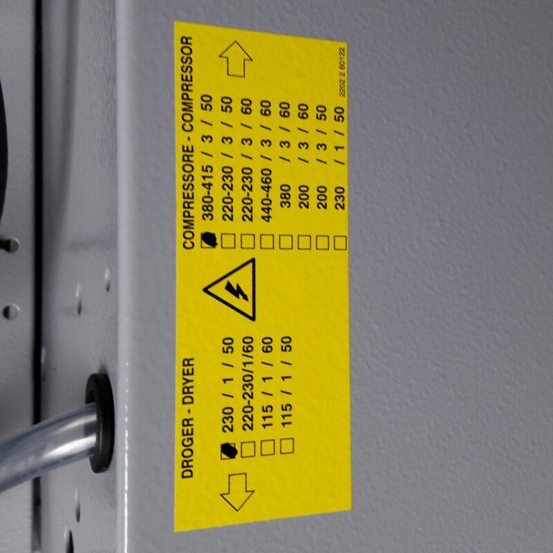 'Mark' 5.5 KW Dry Air Compressor B051-RM