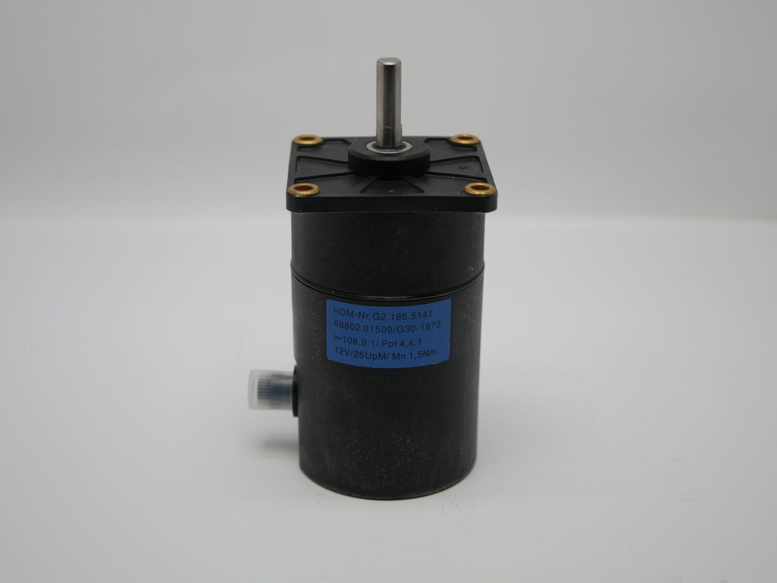 SM/GTO 52 Servo Drive Motor (Blue) HDM: G2.186.5141