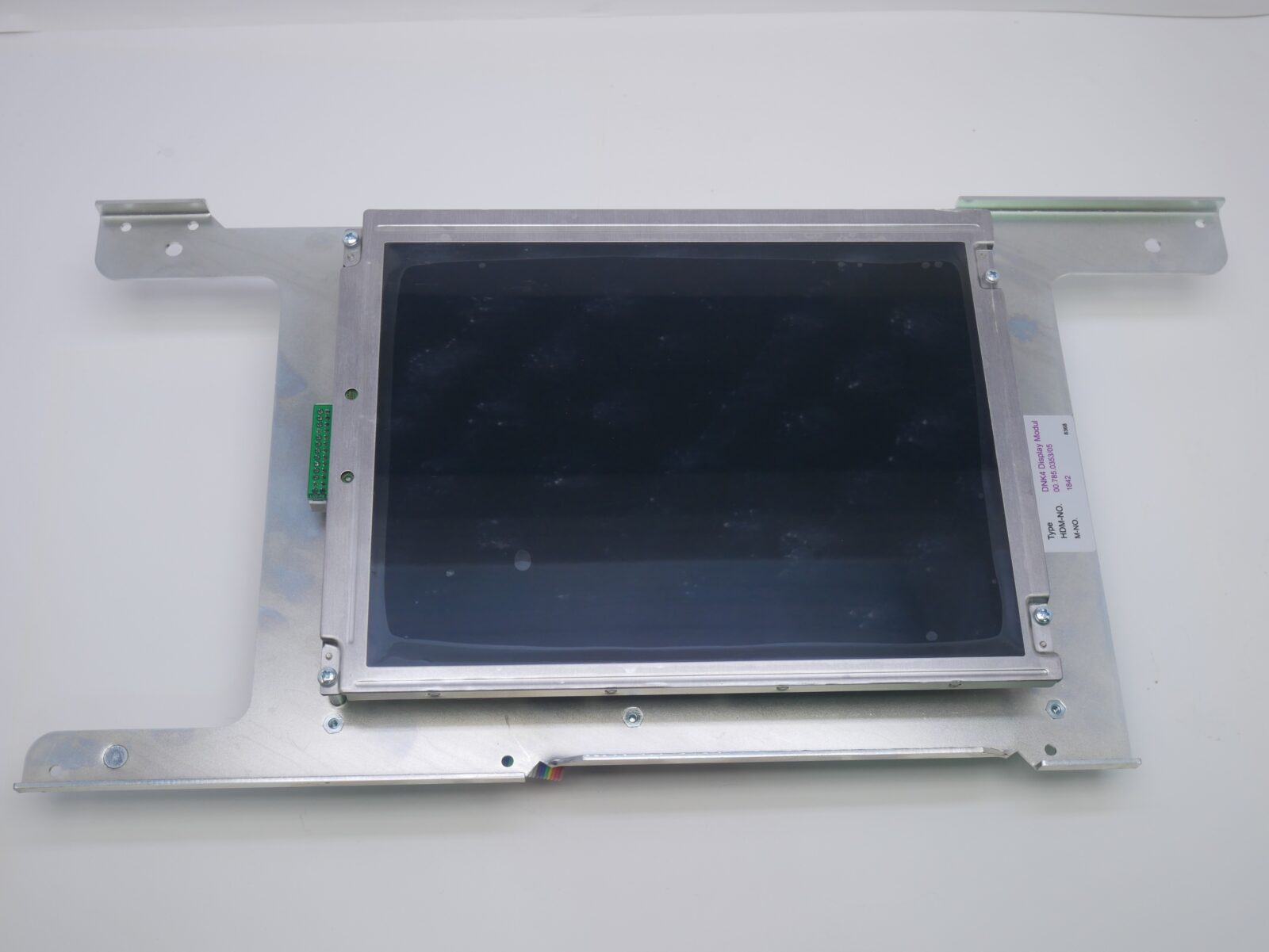 Screen DNK4 Display Module  (TFT) HDM: 00.785.0353/05 or MV.036.387/03