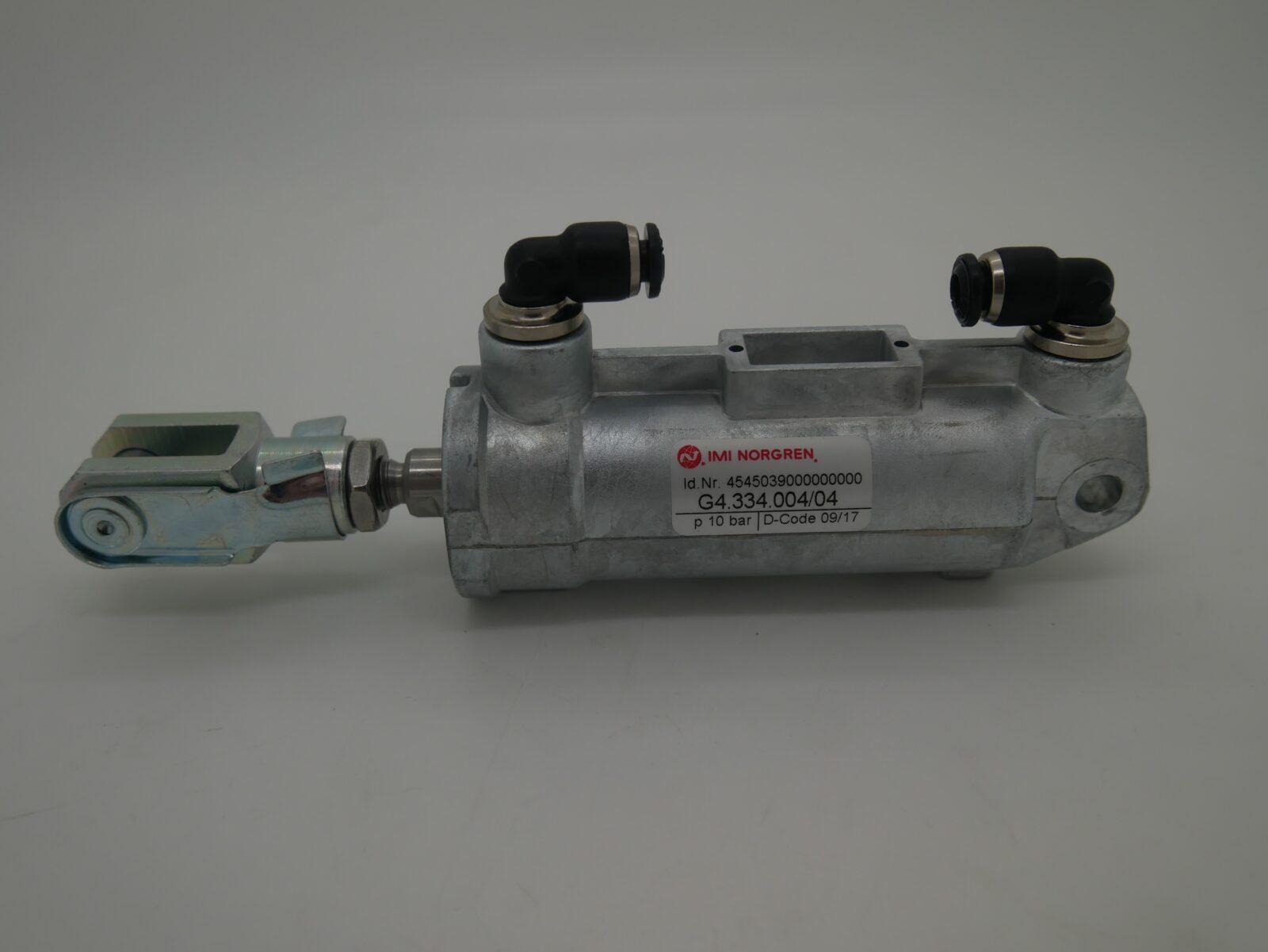 Pneumatic Cylinder D25 H50 HDM: G4.334.004/04