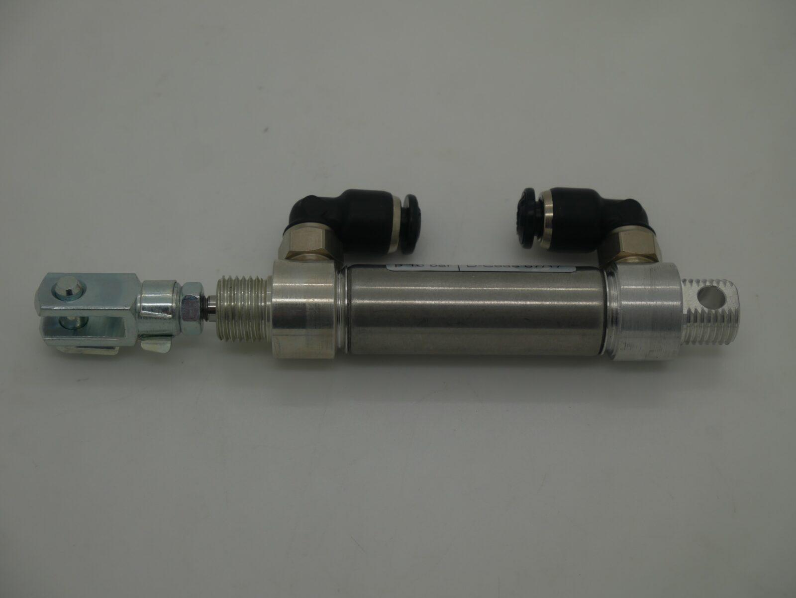 Pneumatic Cylinder D12 H20 HDM: F7.334.005/01