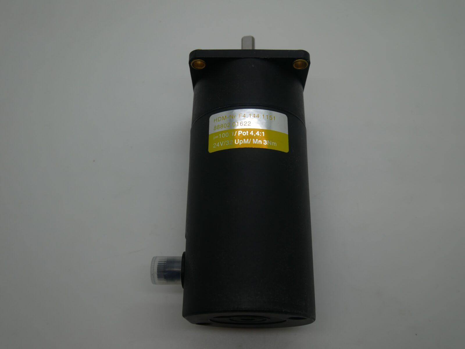 CD/SM102 Servo Drive Motor HDM: F4.144.1151