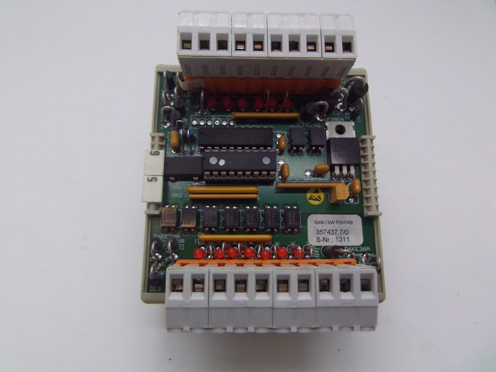 Blower Control Module HDM: F6.170.0721