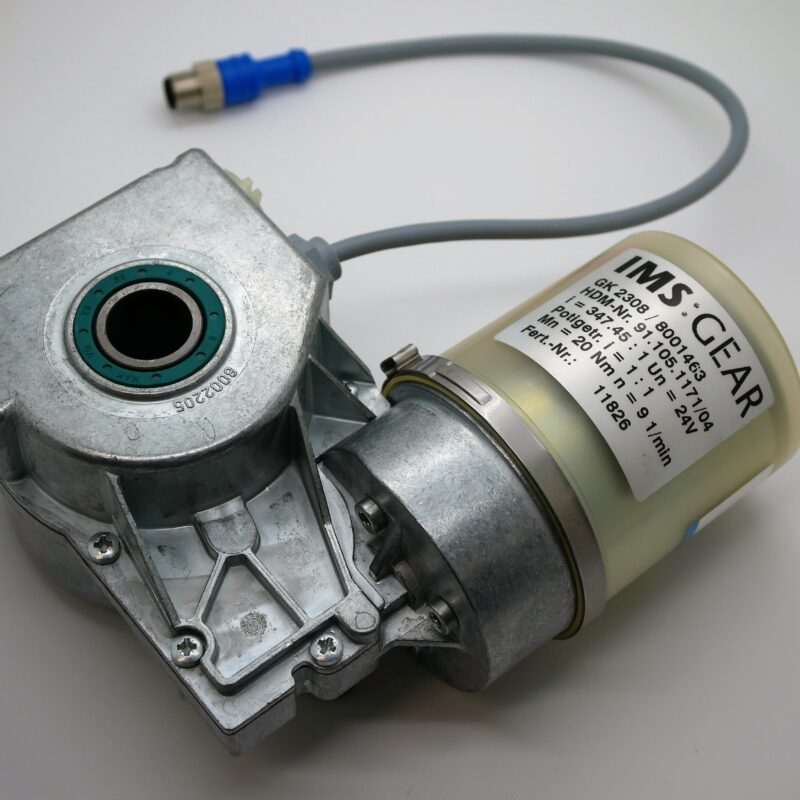 CD/SM102 Servo Drive 20Nm 24 Volts HDM: 91.105.1171/04