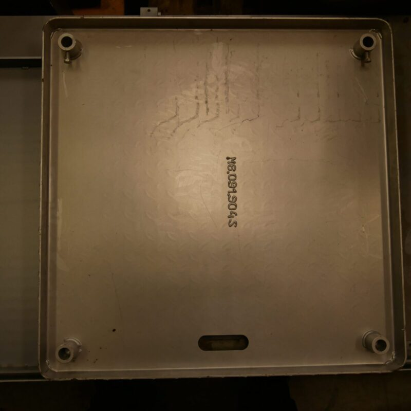 Walkboard / Cat Walk for SM74 HDM: M6.09/958 S/01