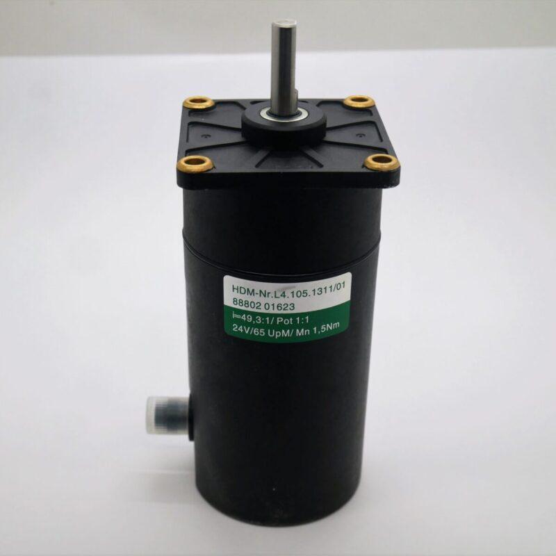 CD74 Servo Drive Motor HDM: L4.105.1311/01