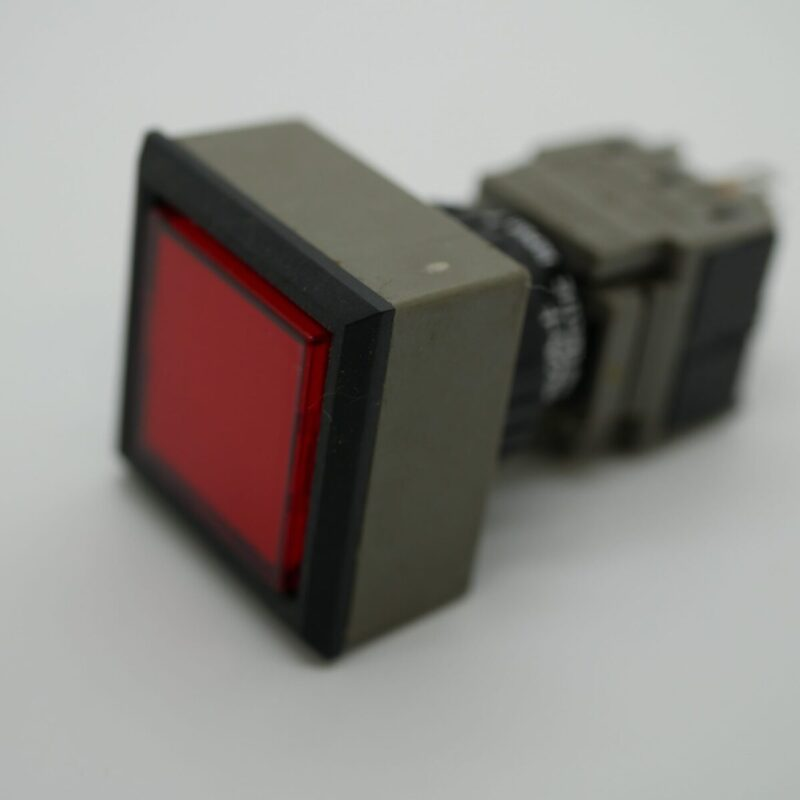 Push Button Red AG225-FR11
