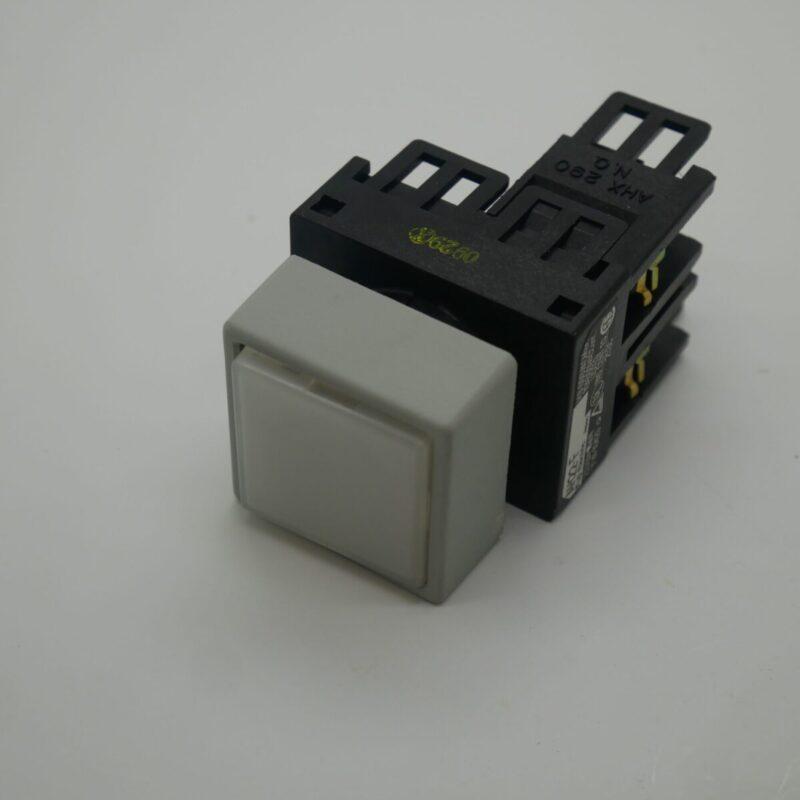 Push Button - White - Komori:  5BB-6100-630