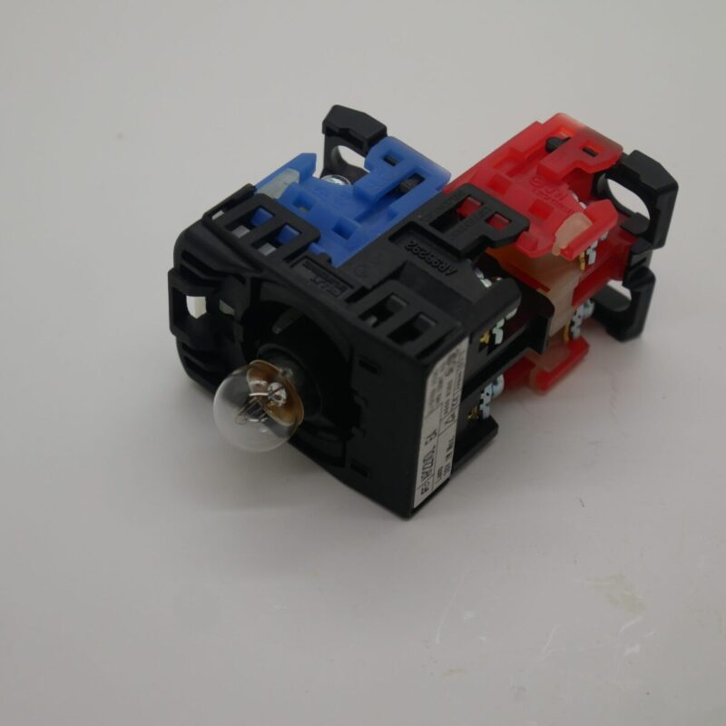 Illuminated Push Button - Body Only - AR22 VDL E4