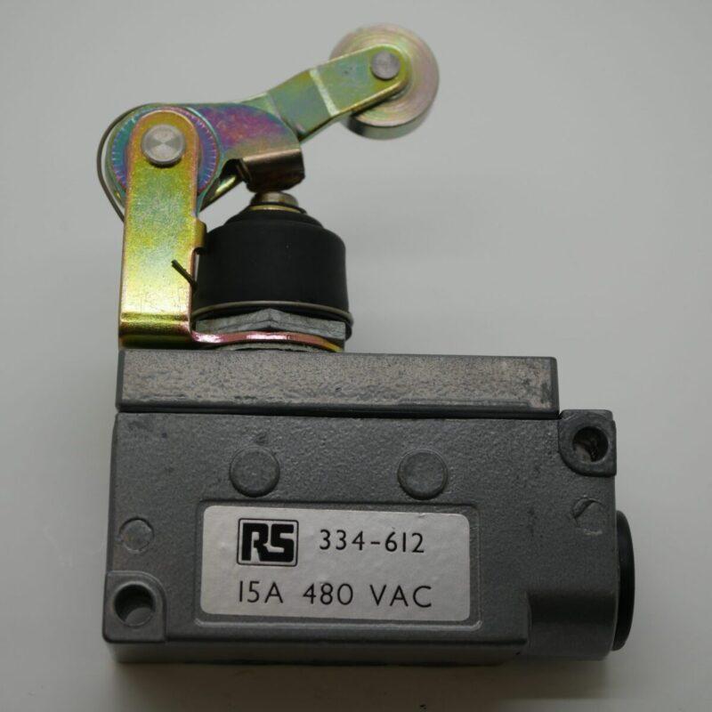 Limit Switch Roller Arm - R.S.334-612