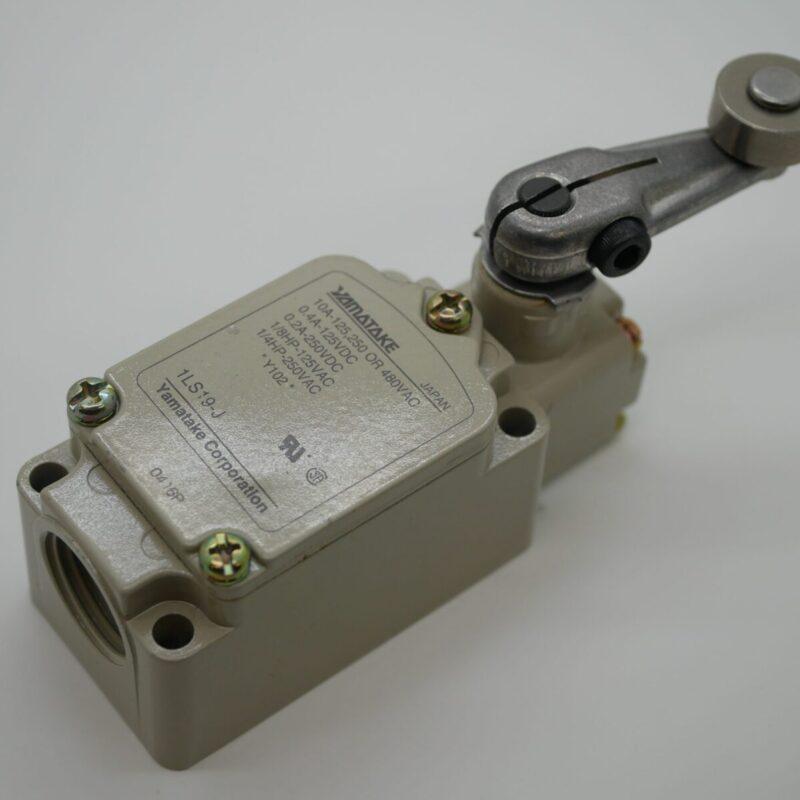 Limit Switch Roller Arm - ILS19-J - Komori: 5BA-8100-620