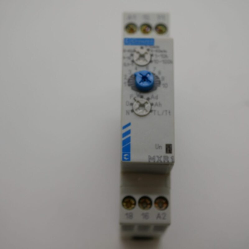 Crouzet MXRI Relay Timer - 88.826.185