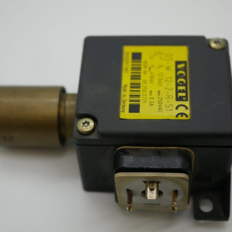Vogel 12 Bar Pressure Switch - HDM: 00.250.0721