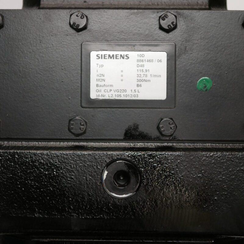 Pile Hoist Motor for Feeder - HDM: L2.105.1012/03