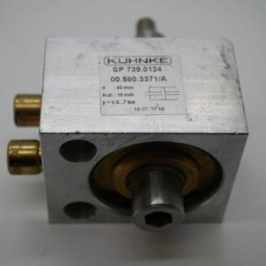 Pneumatic Cylinder Short Stroke – HDM: 00.580.3371/A