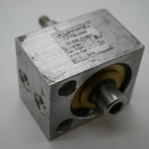 Pneumatic Cylinder Short Stroke – HDM: 00.580.3125