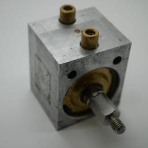 Pneumatic Cylinder Short Stroke – HDM: 00.580.4163/01
