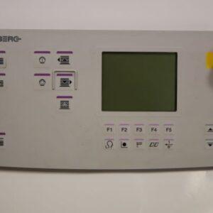 Control Panel – HDM: FH.105.9270/02