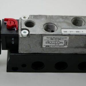 5/2 Valve – 1/4″ – 230v, 50-60hz, 8va