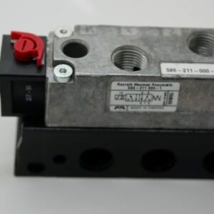 5/2 Valve, 1/4″, without solenoid