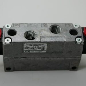 5/2 Valve, 1/4″ without solenoid