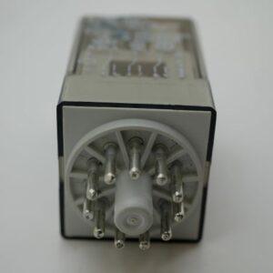 Finder 11 pin Relay – 24v – DC Coil – 3PDT – 10 amp