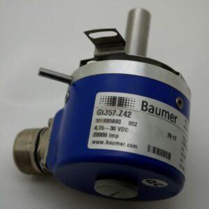 Cut Star Encoder Generation 3 – BAUMER G1357.Z42 – Cylinder Mount 20000 IMP